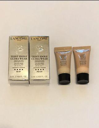 Lancome foundation 粉底液