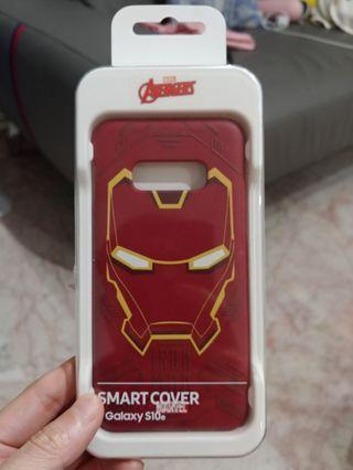 Samsung s10e marvel avenger iron man case