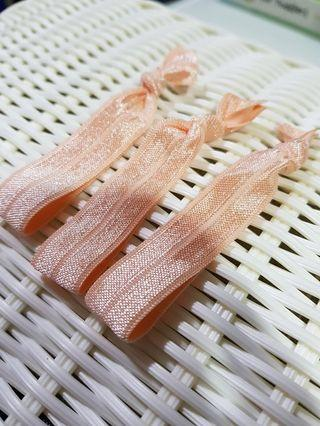 Hairties (Peach)