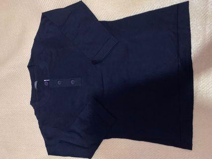 Chanel 7分袖衫