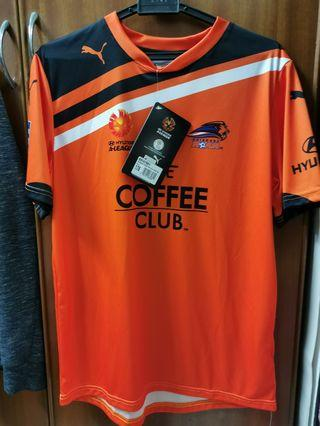 Australia A-League Brisbane Roar Official Fan Jersey