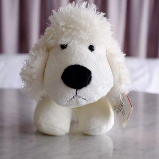 New with Tag Russ Bernie Roly Poly Poodle Dog