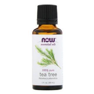 NOW  pure tea tree oil 30ml