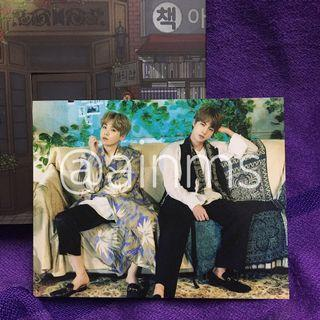 BTS 5th Muster Pop-up Card (Busan)