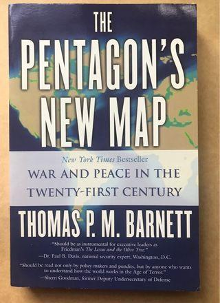 Pentagon's New Map: War and Peace in the 21st Century