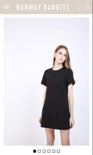 BNWT RWB Fenette Dress Black