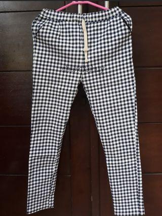 Strech Pattern Pants #maugopay