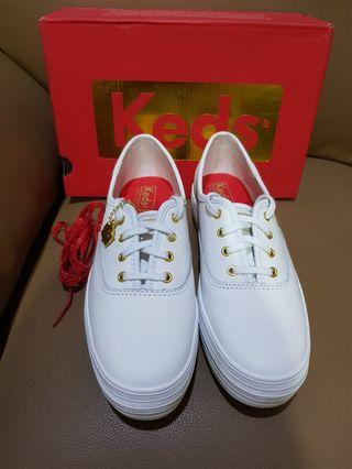 Keds Leather Authentic