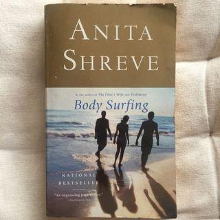 Anita Shreve Body Surfing