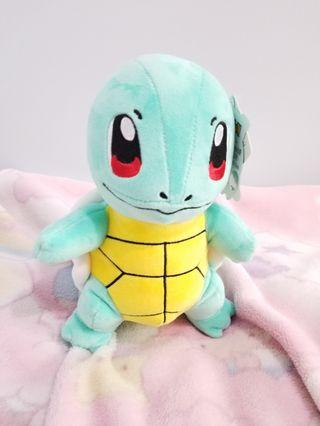 Pokemon 寵物小精靈 精靈寶可夢 車厘龜 毛公仔 (任選$39公仔3隻$105成交)