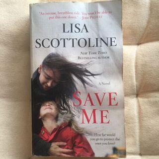 Lisa Scottoline Save Me