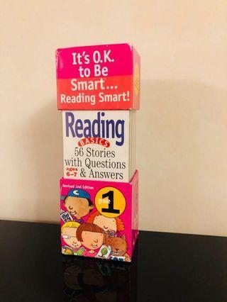 Brain Quest Reading 閲讀問答遊戲