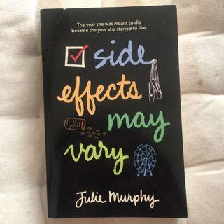 Julie Murphy Side Effects May Vary