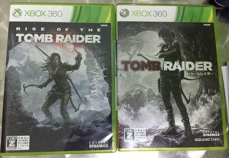 Tomb Raider bundle (Rise of Tomb Raider & Tomb Raider)