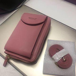 2in1 purse (with mobile phone pocket)