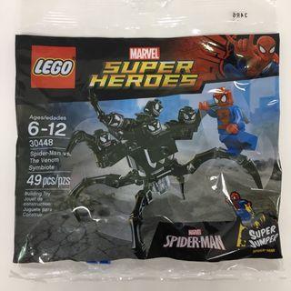 Lego 30448 Spider-Man Vs. The Venom Symbiote polybag