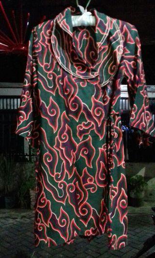 Baju batik kimono