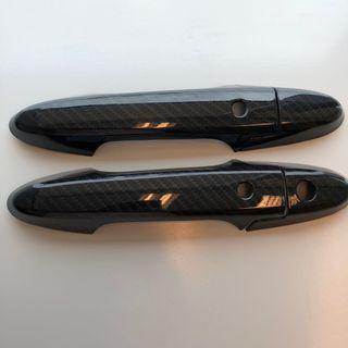 Honda vezel hrv Jazz shuttle fit carbon fibre door handles