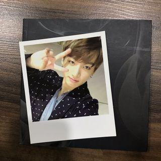 wts BTS WINGS ALBUM W JUNGKOOK PHOTOCARD