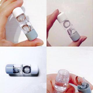 無印con盒 contact lens case