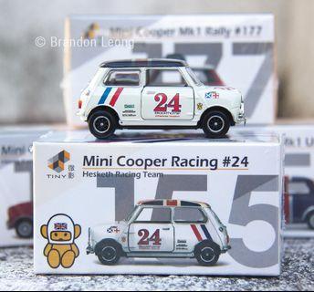 TINY - #155 Mini Cooper Hesketh Racing Team #24