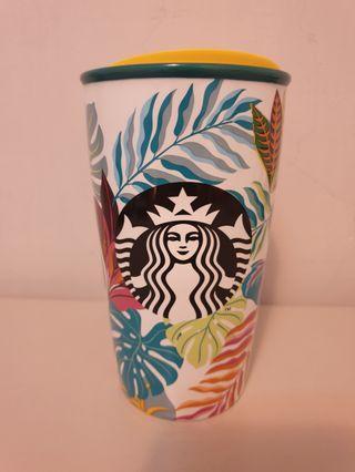 星巴克陶瓷隨行杯