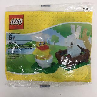 Lego 40031 Easter Bunny and Chick Polybag