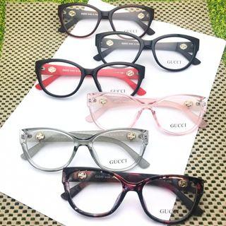 Kacamata gucci bulat fashion