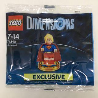 Lego 71340 Supergirl Polybag