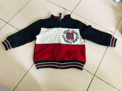 Guess Authentic jacket boys