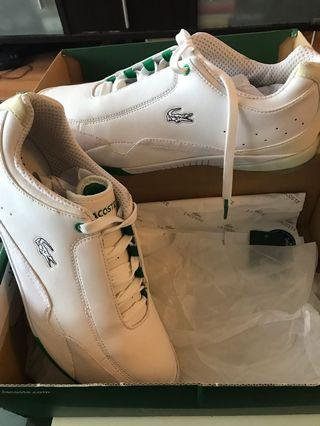 Brand new Lacoste shoes size 10