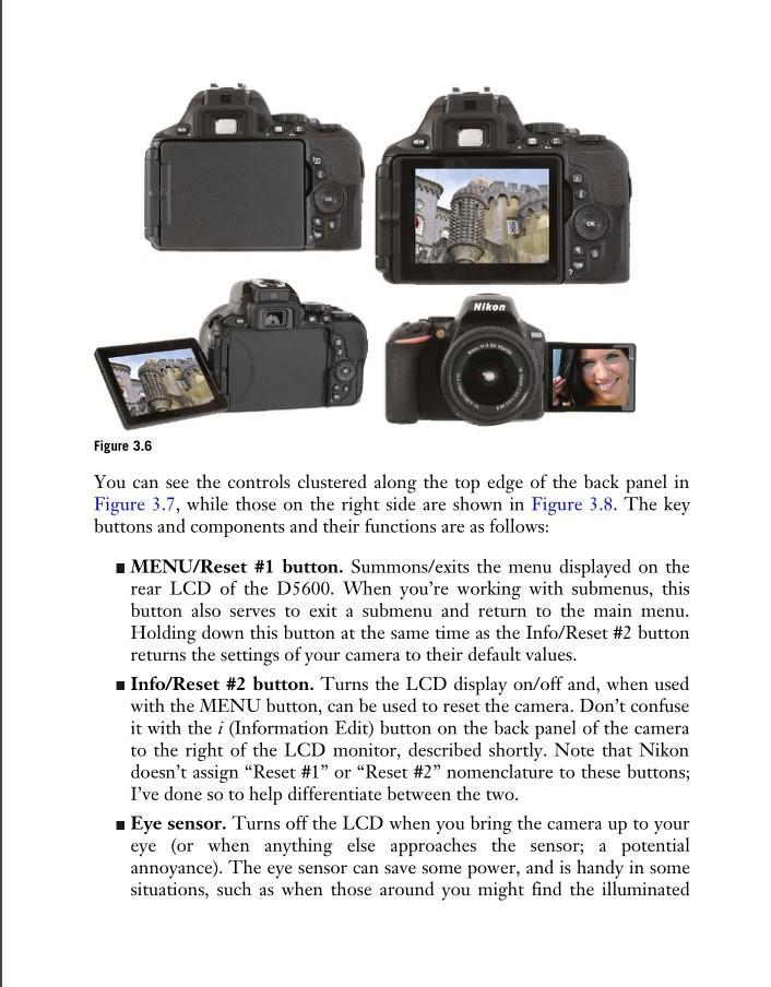 EBOOK ) Nikon D5600 Guide to Digital SLR, Books & Stationery