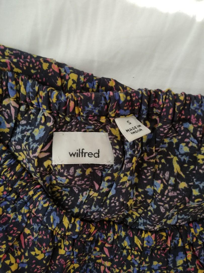 Aritzia Wilfred top