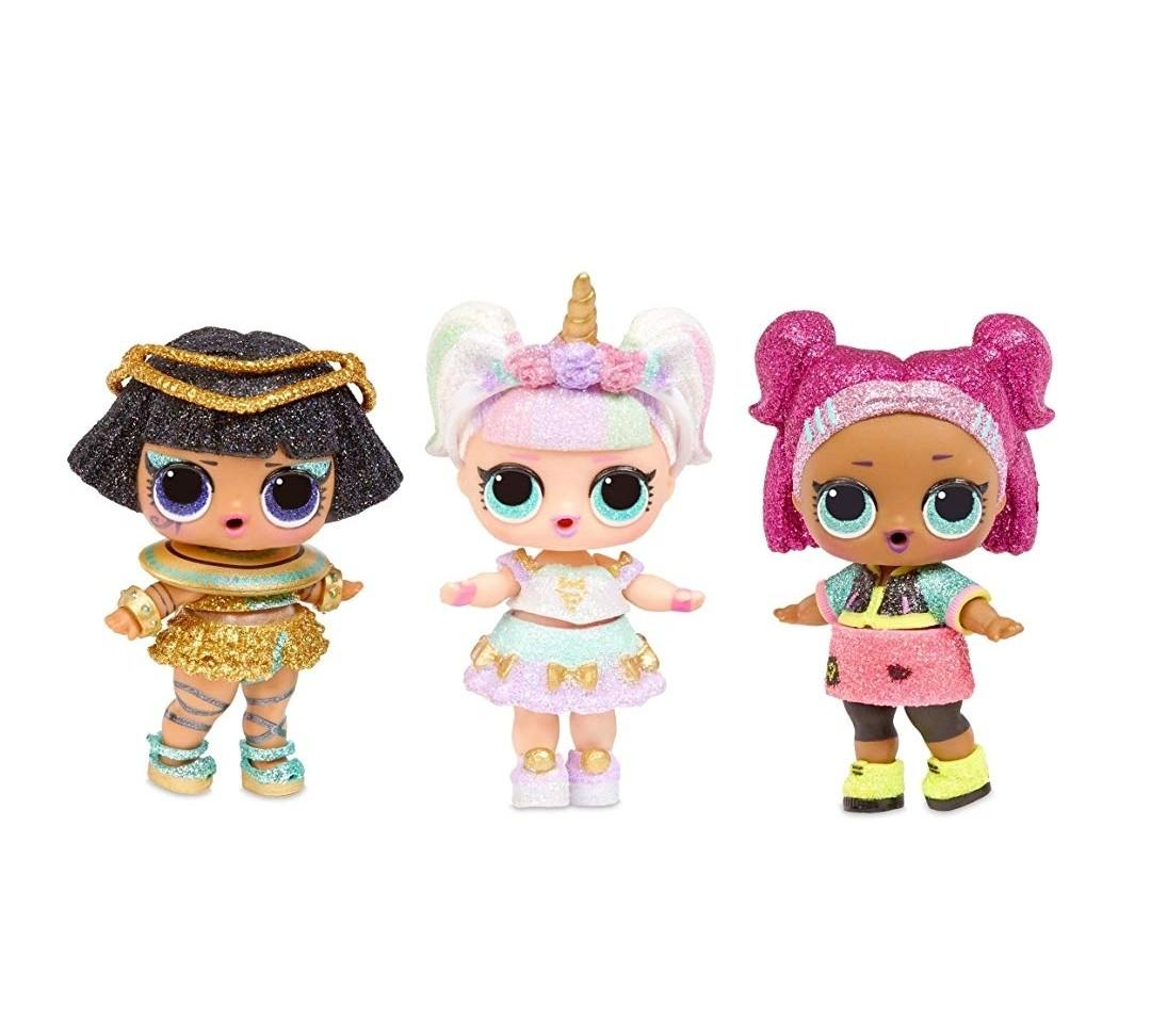 Lol Surprise Doll Boss Queen Series 3 Big Sister figure collection toy girl gift