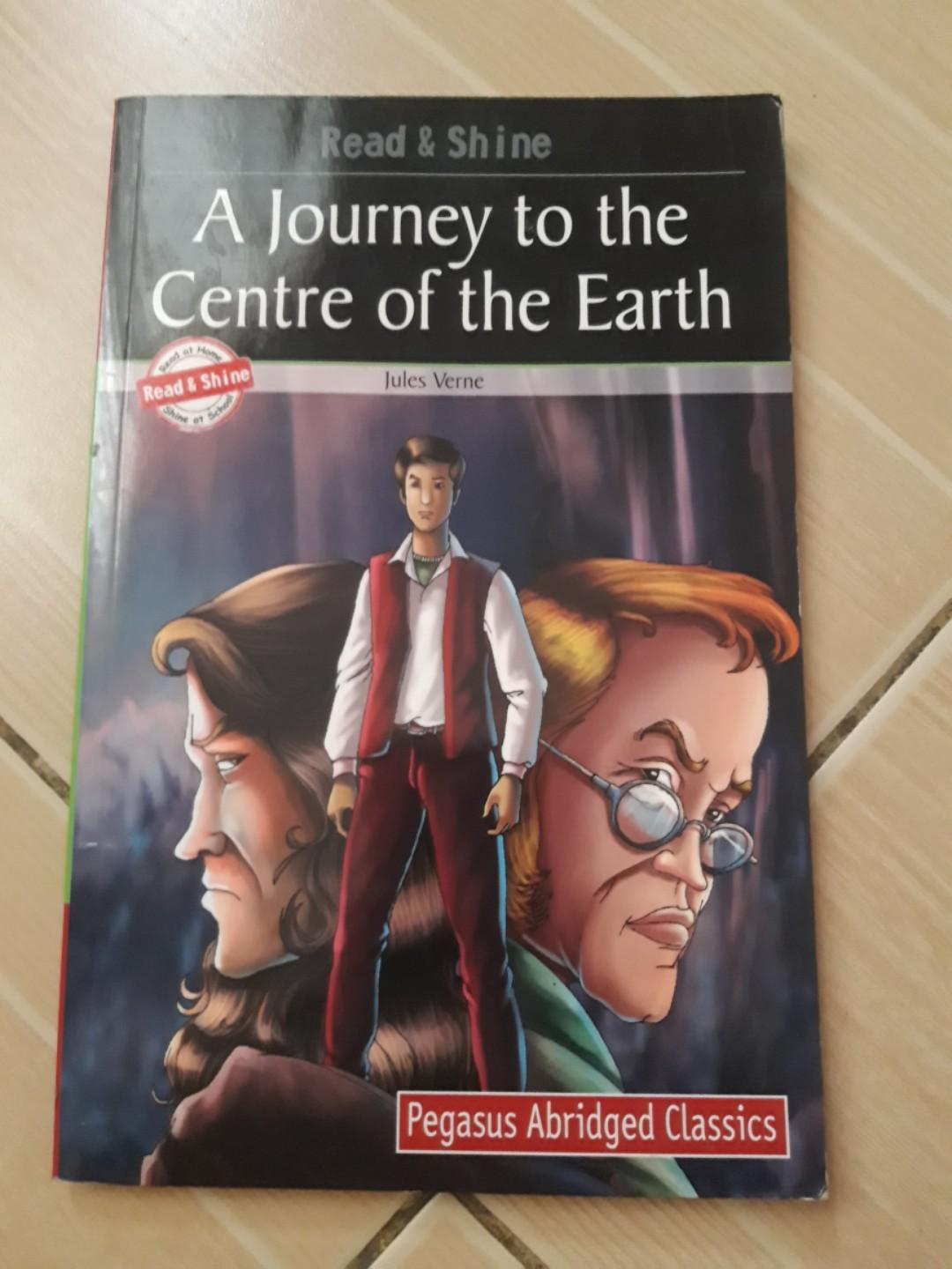 BOOK BUNDLE (Tall story, The time machine, A journey to the centre of the earth)