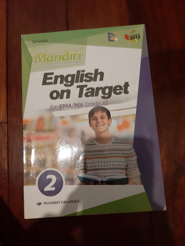 Kunci Jawaban Bahasa Inggris Erlangga Kelas 11