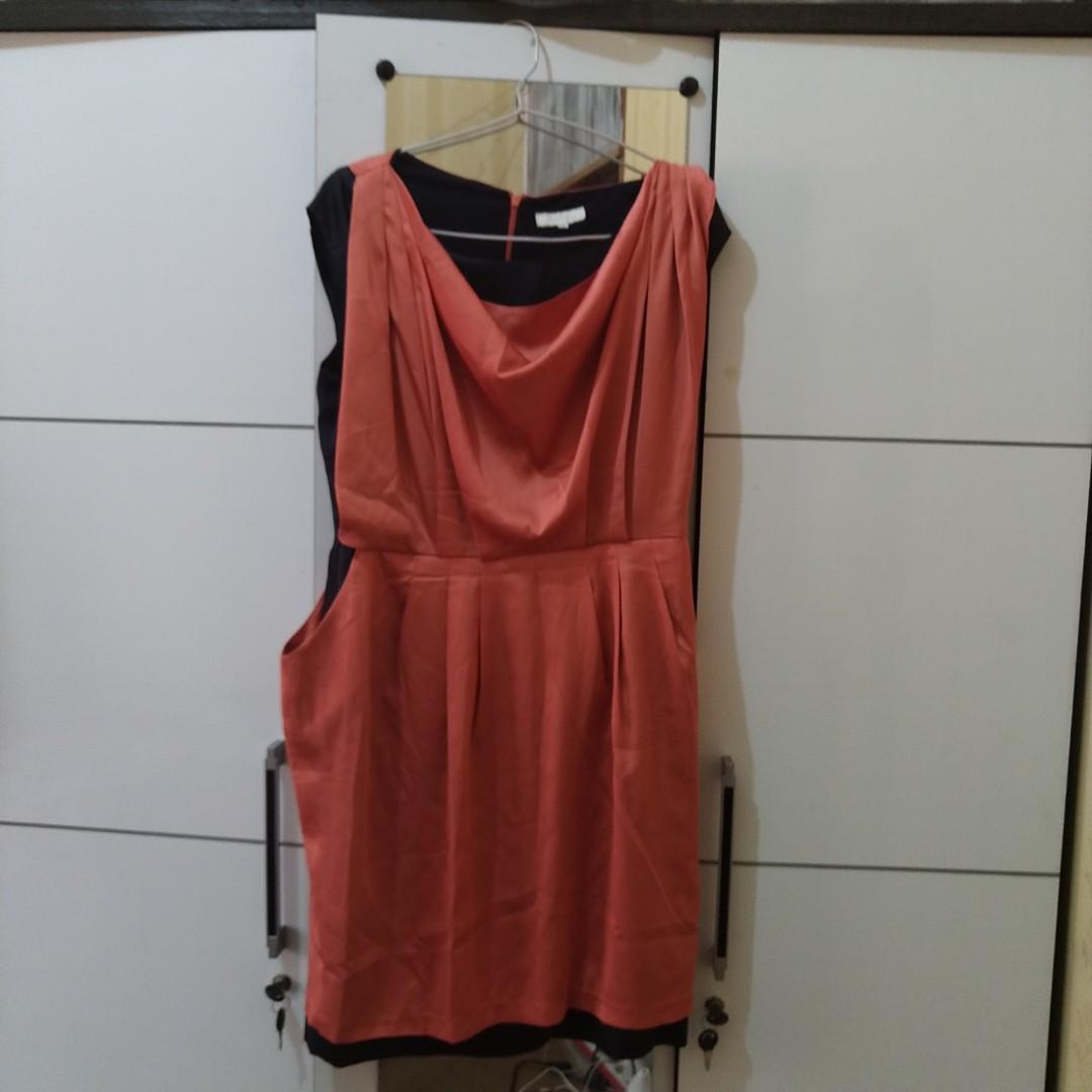 Dress undangan/kondangan/party