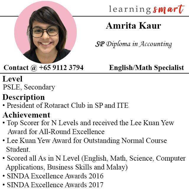 English Home Tuition Primary Secondary