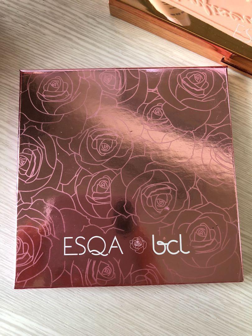 ESQA x BCL Everyday Palette