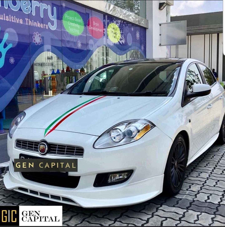 Fiat Bravo 1.4A @ Lowest rental rates, good condition!
