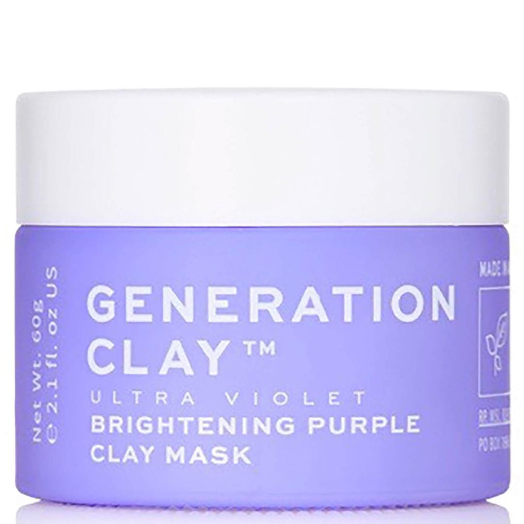 Generation Clay Brightening Purple Clay Mask RRP$49