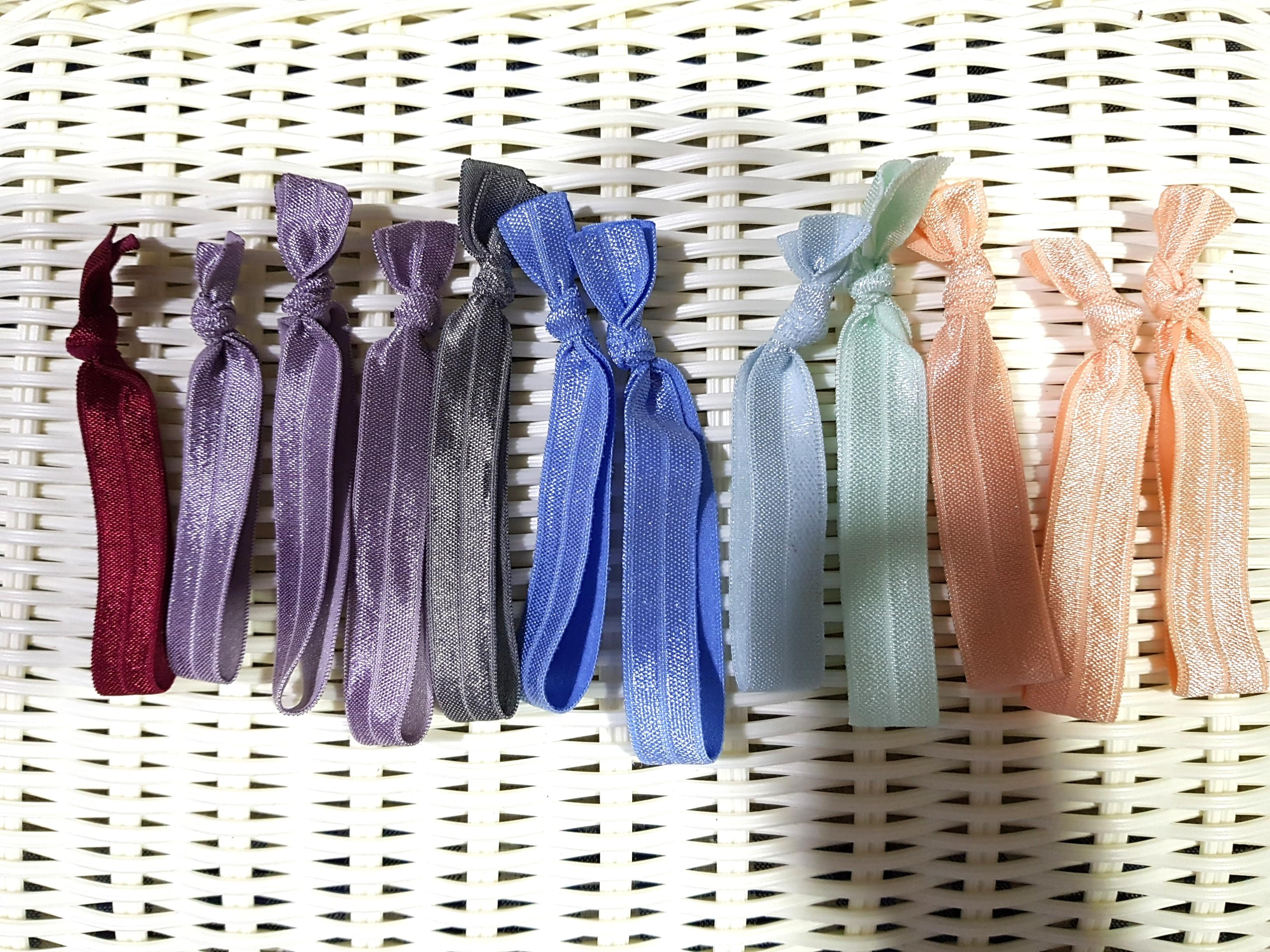 Hairties (Blue)