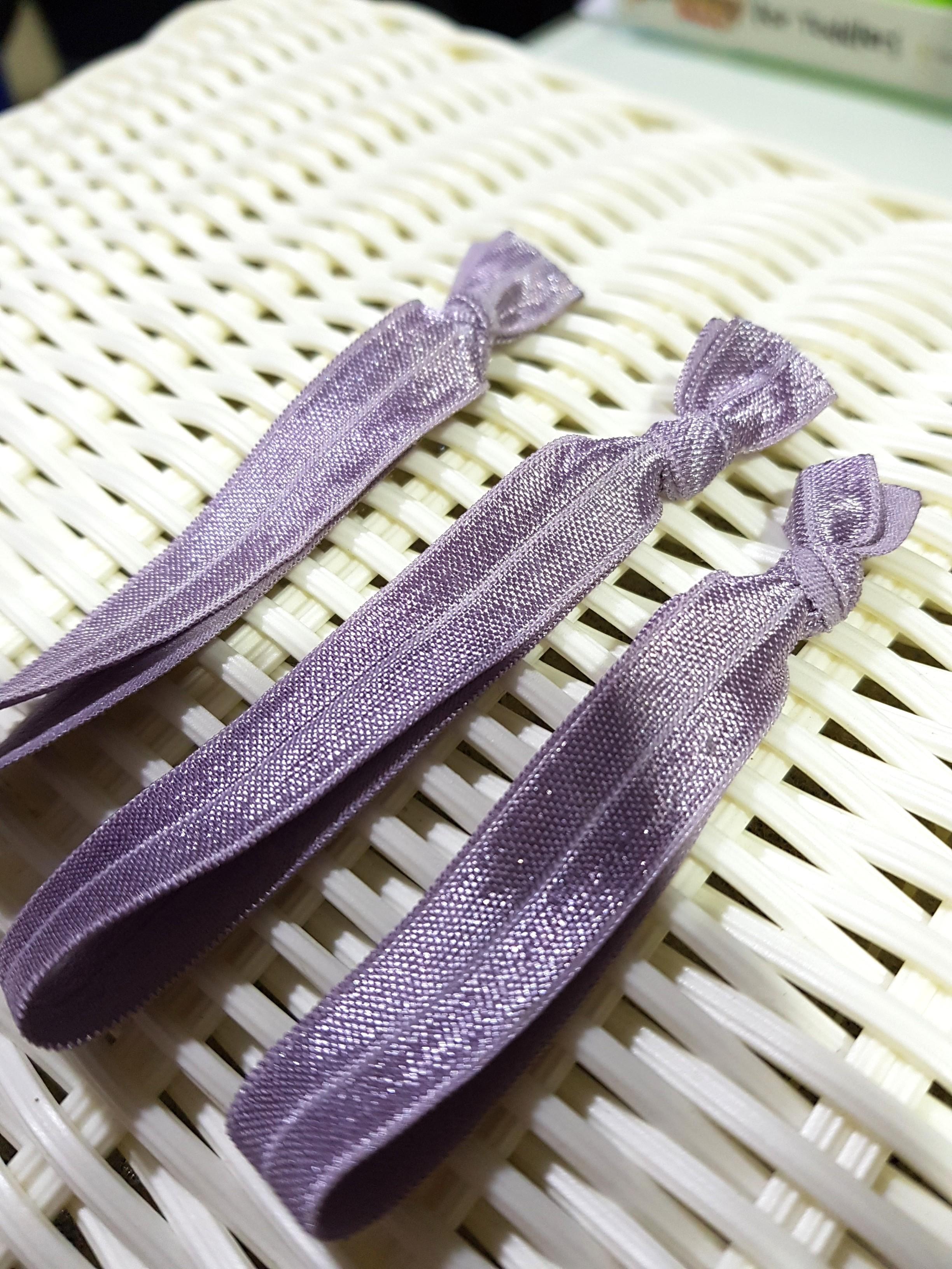 Hairties (Purple)
