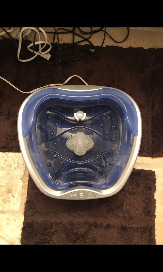 Homedics Water Foot Massager