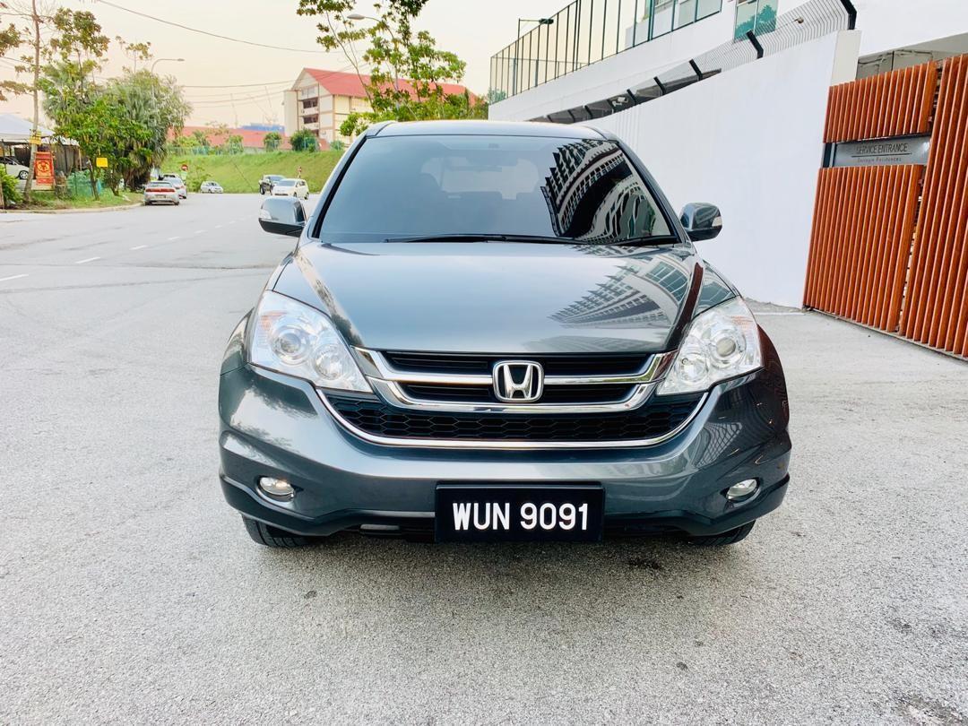 Honda CR-V 2.0 i-VTEC F/LIFT (A) HONDA F/SERV RECORD