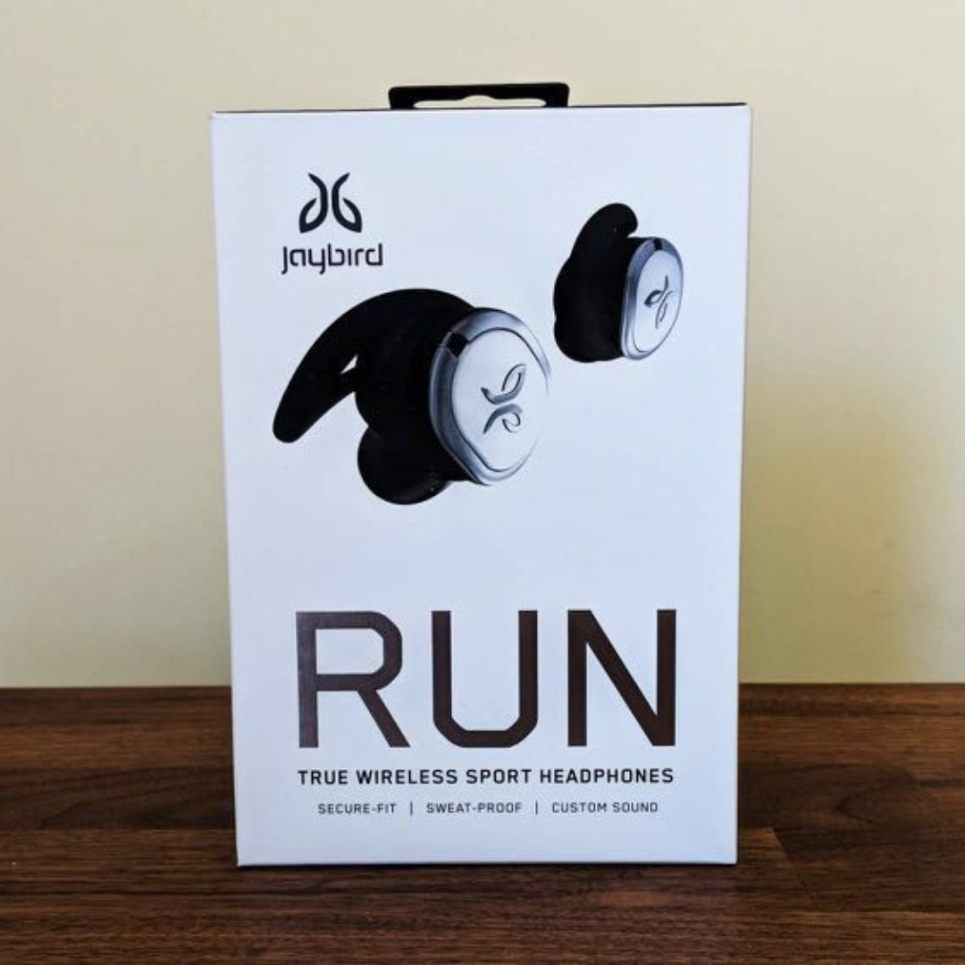 9262edf9dde Jaybird RUN True Wireless Headphone BNIB Running, Secure Fit, Sweat-Proof  and Water Resistant, Electronics, Audio on Carousell