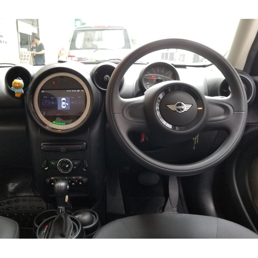 MINI MINI COOPER COUNTRYMAN ONE 2015