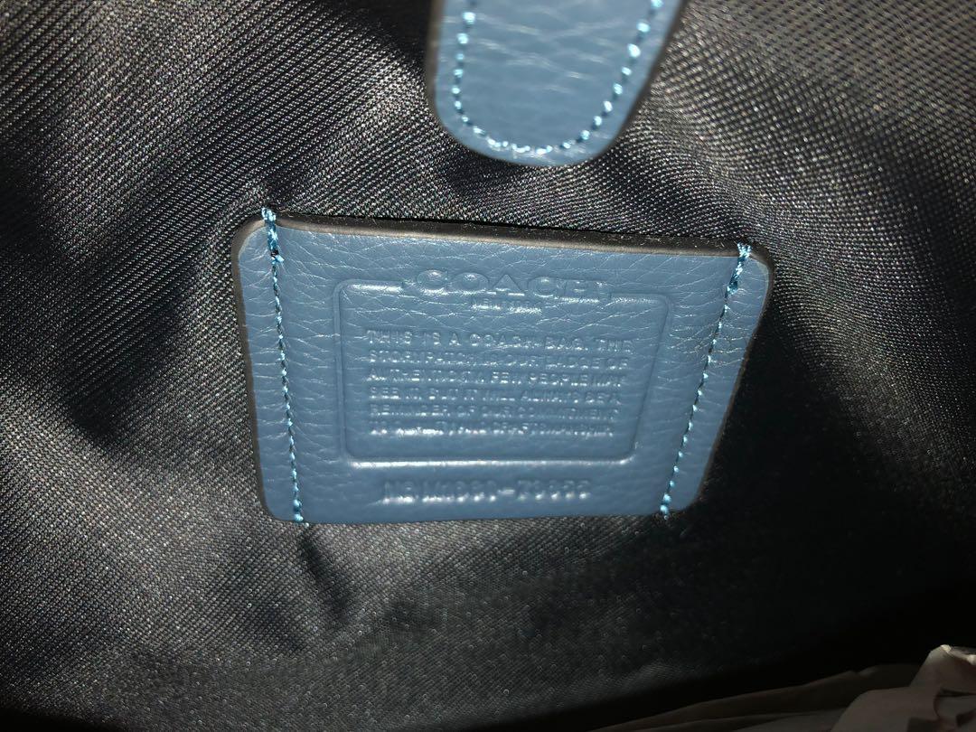 Fast Sell NEW Coach Men Bag Metropolitan Soft Carryall (Tas Coach Pria)