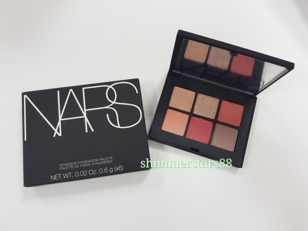 New!NARS Voyageur Hibiscus Eyeshadow Palette, RRP$49