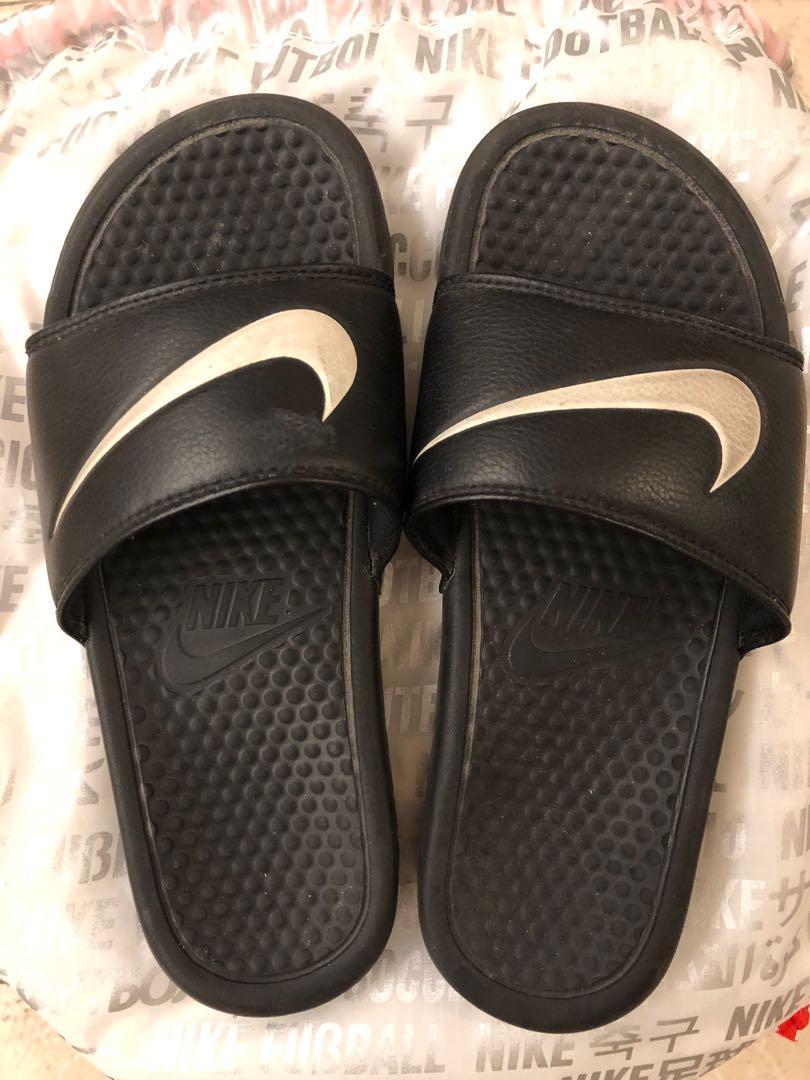 Nike Kawa Slide Sandals, Men's Fashion
